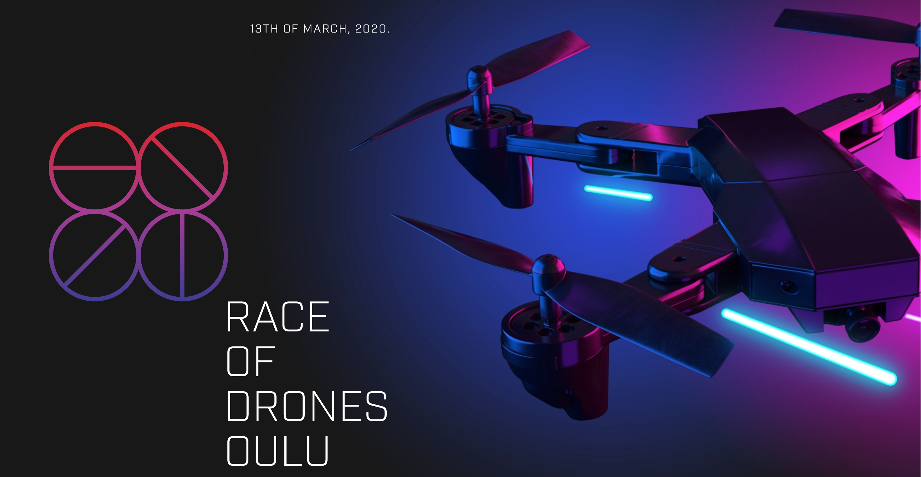 Race of Drones Oulu 2020